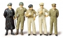 Генралы: Patton, Eisenhower, Rommel и другие 5 фигур