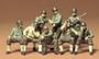 Американская штурмовая группа на отдыхе