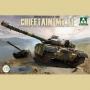 British Main Battle Tank Chieftain Mk.11