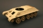 """Burn out Late """"Spider"""" Wheels for T-34/T-54 Tanks"""