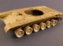 Burn out Wheels for T-72 Tank