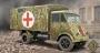 Французский грузовик AHN 3,5 (санитарный)