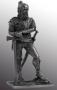 Германский воин 1в до н э