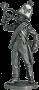 Горнист роты егерей Авангардного батальона. Брауншвейг, 1815 г