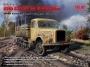 KHD S3000/SS M Maultier, WWII German Semi-Tracked Truck
