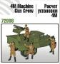 Расчет пулеметной установки 4М