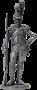 Рядовой роты гвардейских инженеров. Франция, 1811-15 гг.