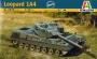 Танк  LEOPARD 1 A3/A4 (1:72)
