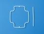 Уплотнительное кольцо головки блока к компрессору 1202-II, 03-II