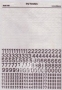 WWII German numbers for vehicles. Variant 1. -Outline-